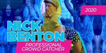 Funniest crowd catch ever? Players react to Nick Benton beauty