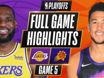 #7 LAKERS at #2 SUNS | FULL GAME HIGHLIGHTS | June 1, 2021