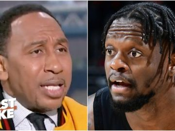 Stephen A. reacts to the Knicks' Game 4 loss: Julius Randle has been 'horrible' | First Take