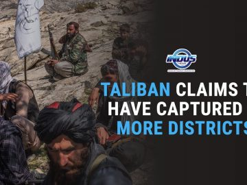 Daily Top News | TALIBAN MAKE GAINS IN AFGHANISTAN | Indus News