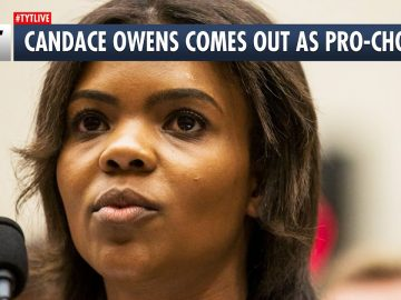 Candace Owens Comes Out As Pro-Choice