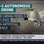 1st robot-on-human attack?   Drone reportedly bombs human target of its own AI accord