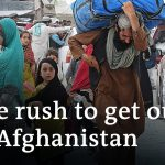 Afghans leaving the country as US troops withdraw   DW News