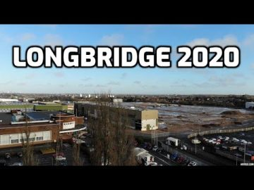 🚘 LONGBRIDGE NOW - 2020 - MG Rover - Brexit Visit , Inside the Last Shed on the Right.... 3