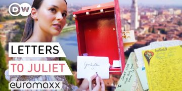 """Why This """"Romeo and Juliet"""" Club In Italy Gets Hundreds Of Love Letters Every Day"""