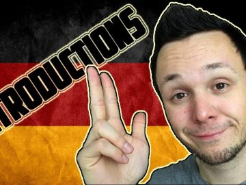 Introductions | Learn German for Beginners | Lesson 2