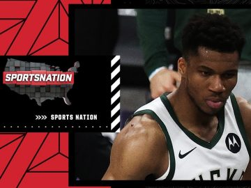 Giannis might have the best block and the best dunk so far in the NBA Finals | SportsNation