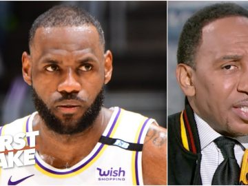 Stephen A. reacts to the Suns defeating the Lakers in Game 4 | First Take