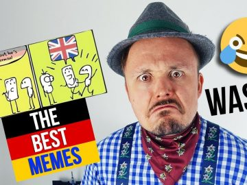 The Reason Germans Don't Speak In German With You | German Meme Review | Get Germanized #9