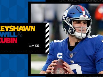 'If Daniel Jones takes care of the ball, the Giants could win the NFC East' - Marcus Spears | KJZ