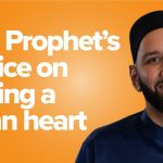 The Prophets Advice On Having a Clean Heart   Live Reminder by Dr. Omar Suleiman