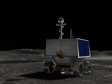 Nasa selects landing site for Moon rover mission 14