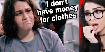 Poor Kid Doesn't Have Money For New Clothes 12