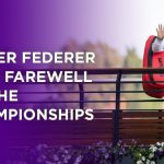 Roger Federer Says Farewell To The Championships | Wimbledon 2021