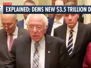 Democrats Agree To $3.5 TRILLION Dems-Only Deal