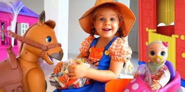 Diana and The Best videos of 2018 by Kids Diana Show 9