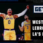 Woj on the Lakers' new Big 3: Russell Westbrook, LeBron James and Anthony Davis   Get Up