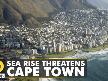 Climate crisis hits South Africa's Cape Town | Latest English News | World News | WION