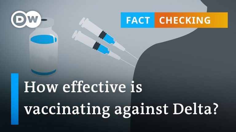 Fact check: Do COVID-19 vaccines protect against the delta variant? | DW News