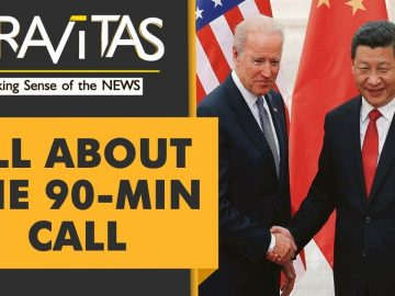 Gravitas: Biden dials Xi Jinping for the first time in 7 months