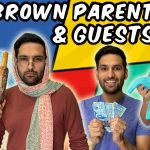 BROWN PARENTS AND GUESTS!   COMEDY VIDEO
