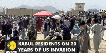 Kabul residents react on 20th anniversary of 9/11 attacks   WION Ground Report   Latest English News