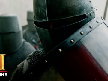 Knightfall: Official Trailer | Series Premiere December 6 at 10/9c | History 7