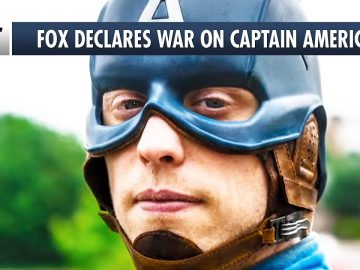 Fox Gets TRIGGERED By Captain America
