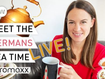 Meet The Germans Live - 5 o'clock tea with Rachel Stewart and lots of updates from Germany