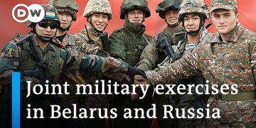 Russia and Belarus form common energy and financial markets, kick off joint military exercises
