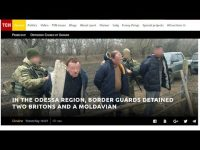 Brits STORMING into Ukraine ❓ What's Going On.....