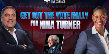 """""""GET OUT THE VOTE"""" Rally for Nina Turner"""