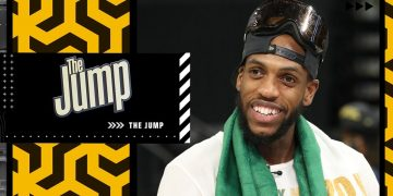 'To be a champion with my brother Giannis is amazing' - Khris Middleton | The Jump