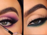 13 Gorgeous Eye Makeup Tutorials & ideas For Your Eye Shape : Elsie Mike