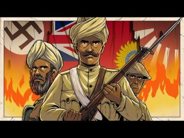 WW2 From India's Perspective | Animated History