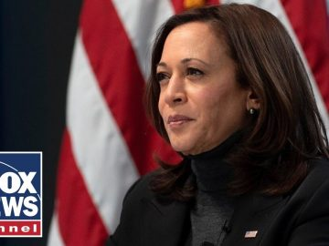 Kamala Harris mocked for claiming rural American's can't get ID's photocopied