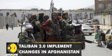 Taliban begin their mission to change Afghanistan | Latest World English News | WION News