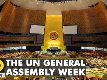 United Nations General Assembly: Over 100 world leaders will address | WION USA Direct | WION