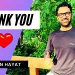 My Honest Thoughts on 10K Subscribers   Thank You 🙏   Urdu   Ahsan Hayat   1