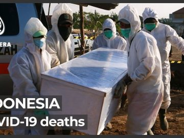 As COVID-19 devastates Indonesia, many deaths go unreported