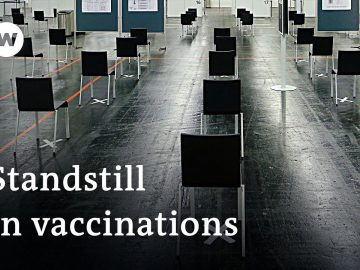 Germany's COVID vaccination rate stagnates at 62% | DW News
