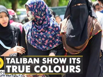 Taliban regime in Afghanistan oppresses women | Latest World English News | WION