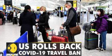 United States to end travel bans for vaccinated passengers | Latest World English News | WION News