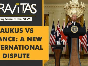 Gravitas: Aukus has created a new problem for the United States