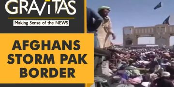 Gravitas: Pakistan pays the price for helping the Taliban