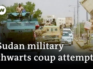 Sudan military says a 'failed' coup attempt is under control | DW News