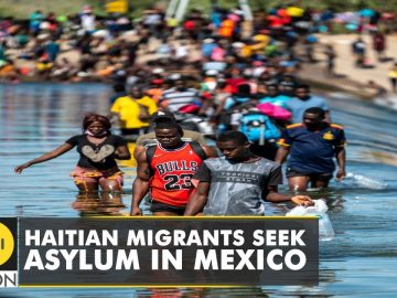 Migrants make their way to Mexico from US | Latest World News | WION News | WION