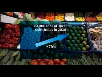 Germany's Growing Market for Meatless