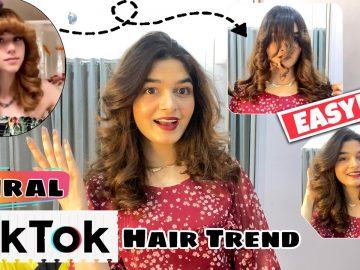 Viral TikTok Hair Trend || Results Are Amazing - Get Bouncy Hair 3