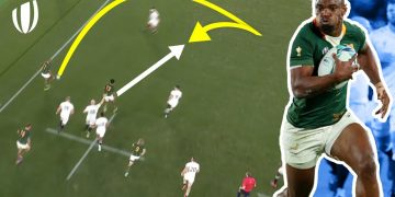 The most UNBELIEVABLE South Africa Tries! | Rugby World Cup